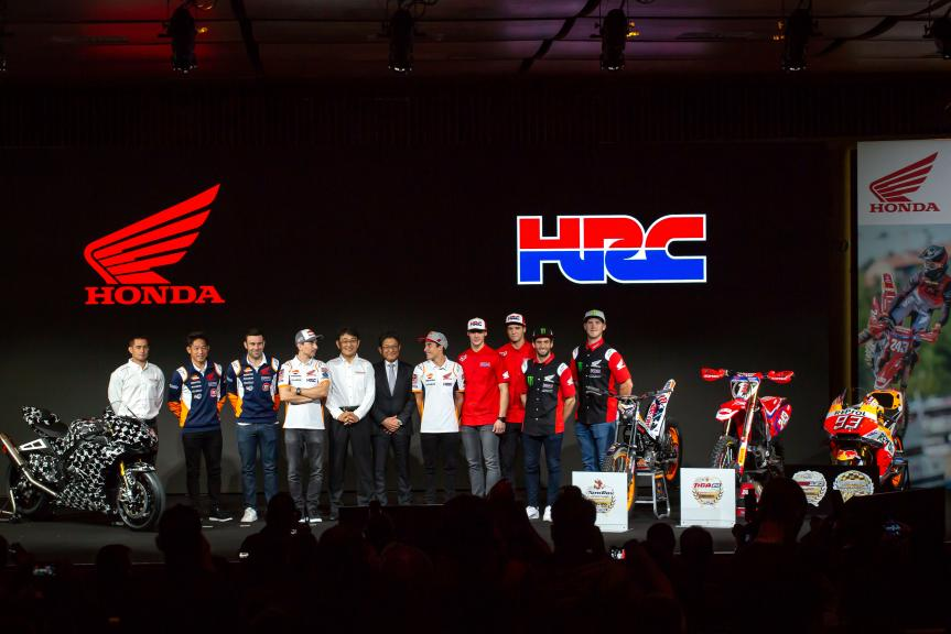 Honda's achievement of winning