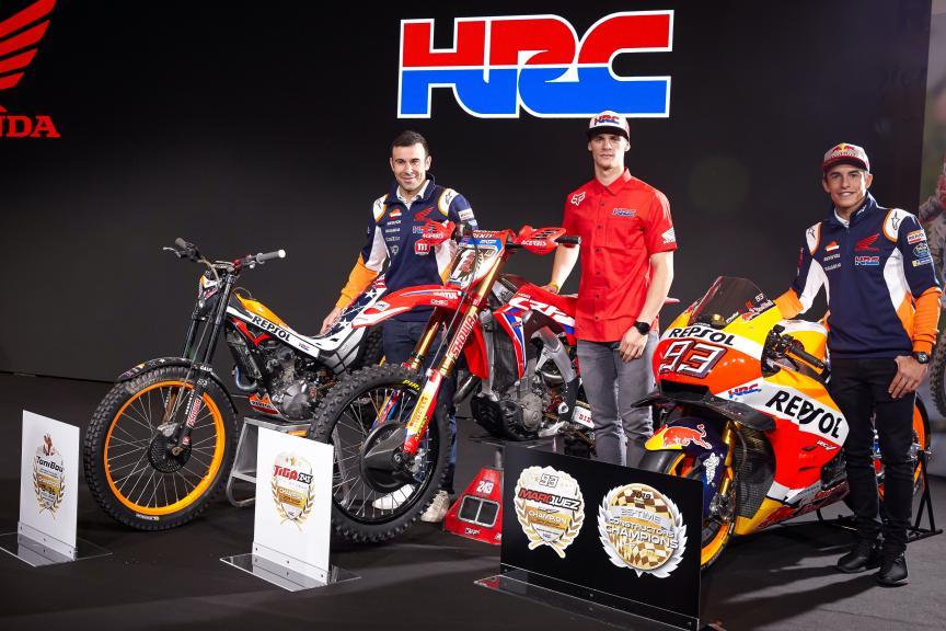 Honda's achievement of winning