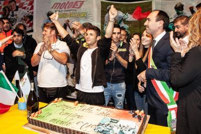 """Di Pillo: """"Lorenzo ha vinto nel momento più difficile"""""""