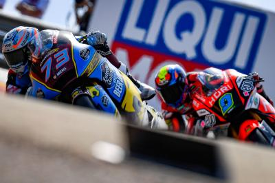 Dunlop presents the best of Moto2™ and Moto3™ - Part II