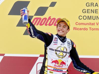 On this day: Marc Marquez' first World Title