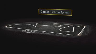 Overtaking hotspots: Circuit Ricardo Tormo