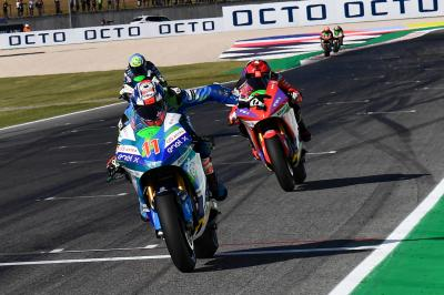 Final showdown: MotoE™ back in action at Valencia
