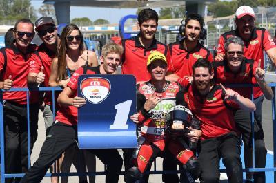 Pons torna in Moto2™ nel 2020 con Gresini