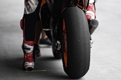 Valencia, l'ultima prova per gli pneumatici