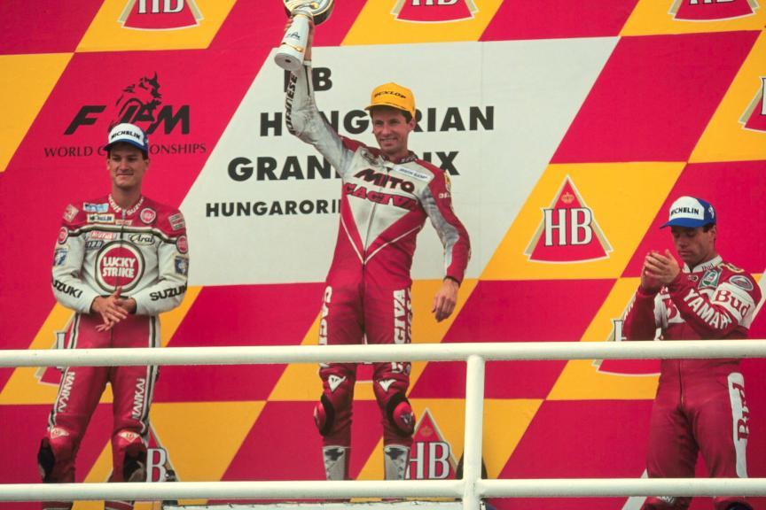GP Hungria 1992