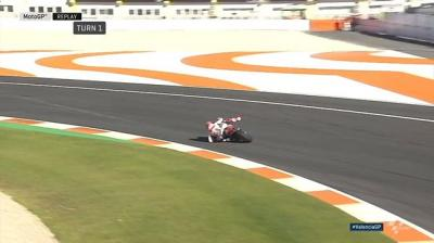 Who can forget the moment @marcmarquez93 saved this crash, and