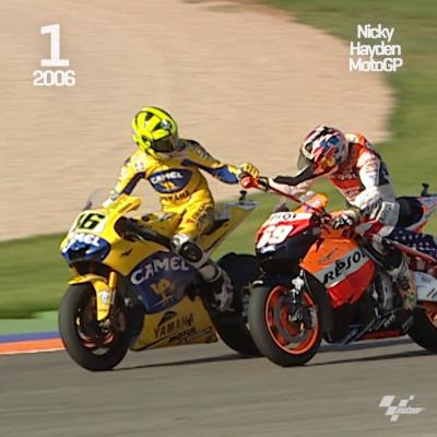 The drama, the emotion and the ecstasy of a #MotoGP