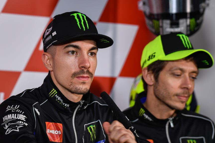 Maverick Viñales, Monster Energy Yamaha MotoGP, Gran Premio Motul de la Comunitat Valenciana