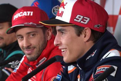 ¿Qué le dijo Lorenzo a Márquez cuando fue campeón de 125cc?