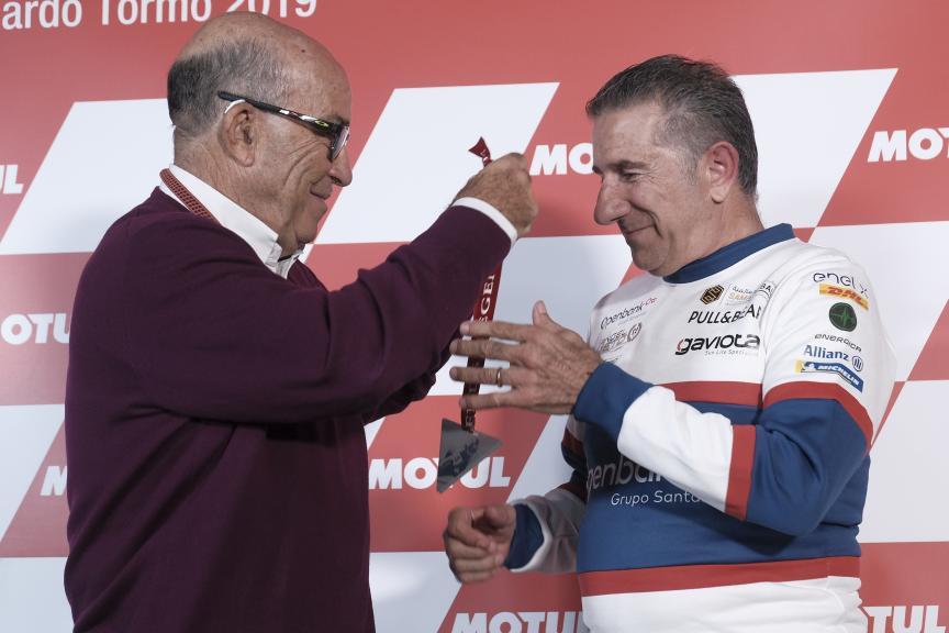 Jorge Martinez, Aspar, MotoGP Legend