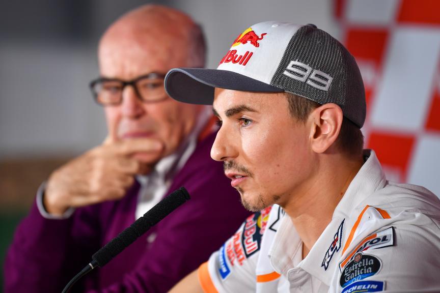 Jorge Lorenzo announces retirement
