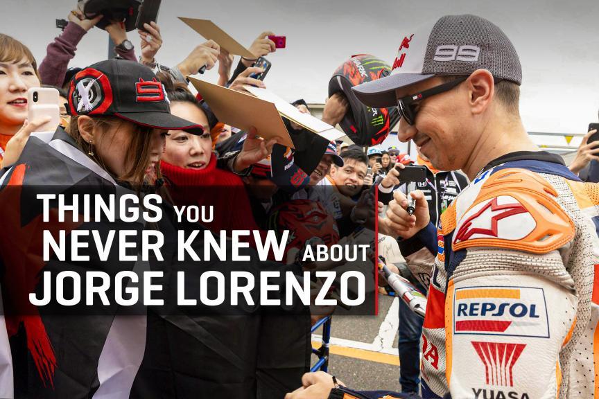 10 things Lorenzo - en