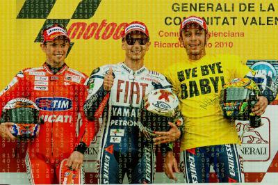 Valencia Grand Prix in Zahlen