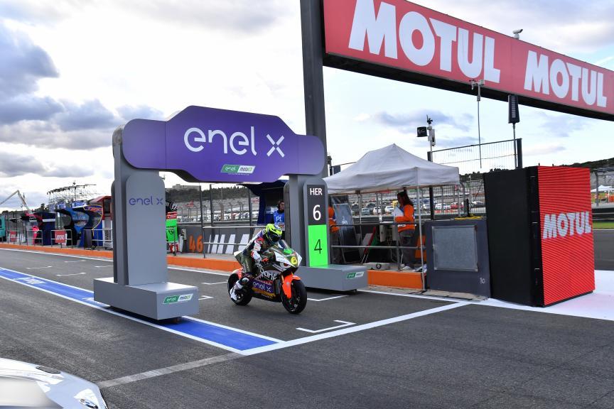 Maria Herrera, OpenBank Angel Nieto Team, Gran Premio Motul de la Comunitat Valenciana