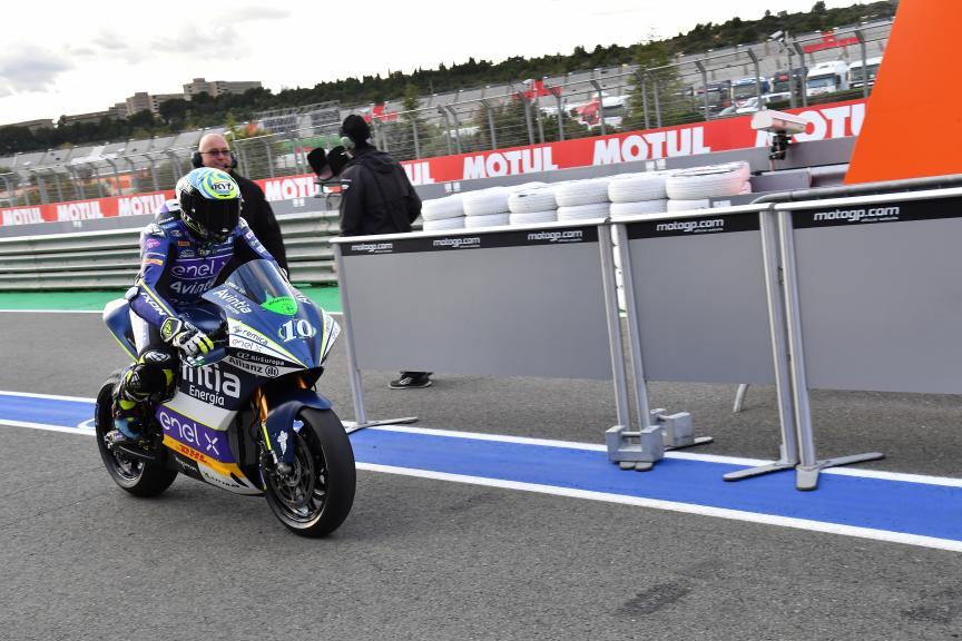 Xavier Simeon, Avintia Esponsorama Racing, Gran Premio Motul de la Comunitat Valenciana