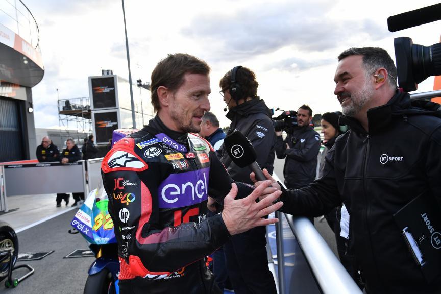 Sete Gibernau, Join Contract Pons 40, Gran Premio Motul de la Comunitat Valenciana
