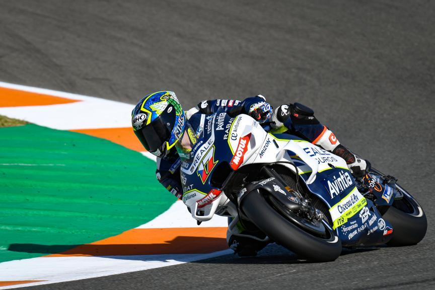 Karel Abraham, Reale Avintia Racing, Gran Premio Motul de la Comunitat Valenciana