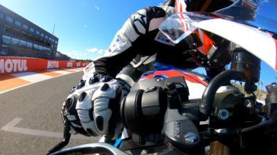 GoPro™: 1 Runde auf in Valencia mit Simon Crafar