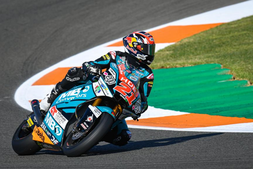 Fabio Di Giannantonio, MB Conveyors Speed Up, Gran Premio Motul de la Comunitat Valenciana
