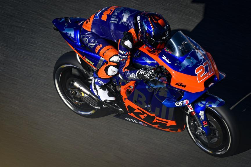 Iker Lecuona, Red Bull KTM Tech 3, Gran Premio Motul de la Comunitat Valenciana