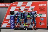 Eric Granado, Matteo Ferrari, Bradley Smith, Gran Premio Motul de la Comunitat Valenciana