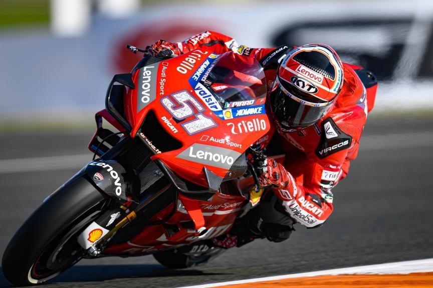 Michel Pirro, Ducati Team, Gran Premio Motul de la Comunitat Valenciana