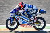 Riccardo Rossi, Kőmmerling Gresini Moto3, Gran Premio Motul de la Comunitat Valenciana