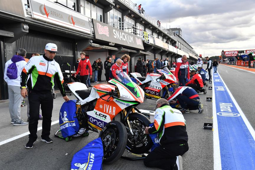 MotoE, Gran Premio Motul de la Comunitat Valenciana