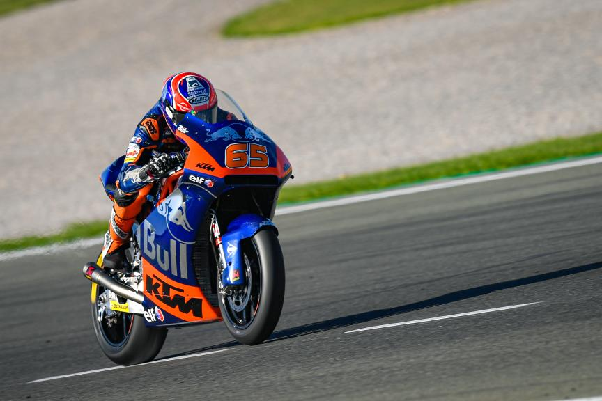 Philipp Oettl, Red Bull KTM Tech 3, Gran Premio Motul de la Comunitat Valenciana