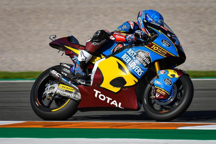 Alex Marquez, EG 0,0 Marc Vds, Gran Premio Motul de la Comunitat Valenciana