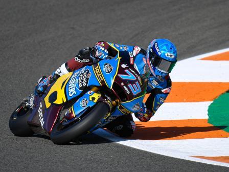 Moto2, Free Practice, Gran Premio Motul de la Comunitat Vale