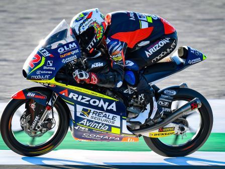 Moto3, Free Practice, Gran Premio Motul de la Comunitat Vale