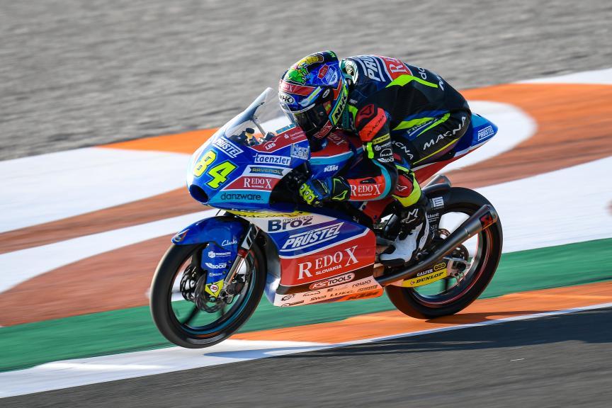 Jakub Kornfeil, Redox PruestlGP, Gran Premio Motul de la Comunitat Valenciana