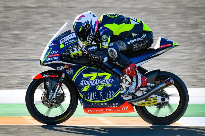 Carlos Tatay, Fundación Andreas Perez 77, Gran Premio Motul de la Comunitat Valenciana