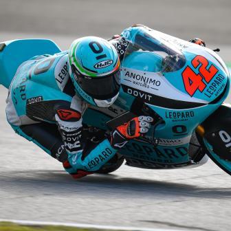 Ramirez dominiert die Eröffnungssession der Moto3™