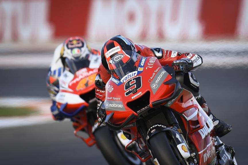 Danilo Petrucci, Ducati Team, Gran Premio Motul de la Comunitat Valenciana