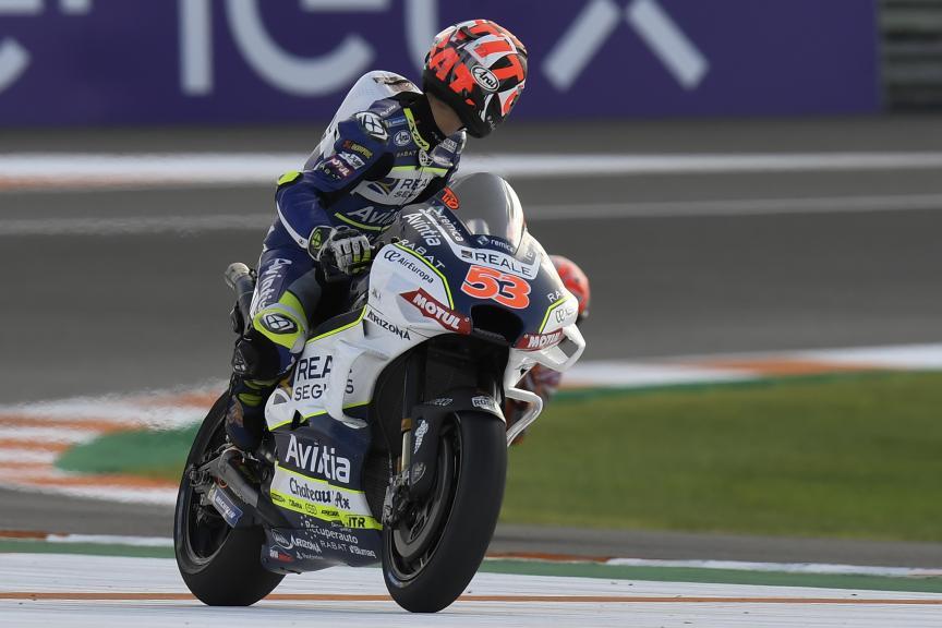 Tito Rabat, Reale Avintia Racing, Gran Premio Motul de la Comunitat Valenciana