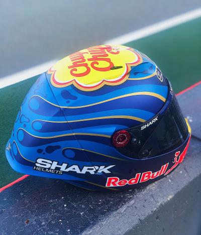 @chupachups_es deserves this beautiful special helmet for all the support