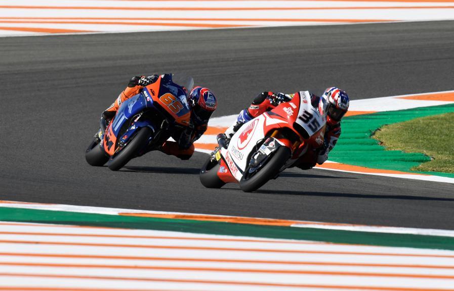 Moto2, Free Practice, Gran Premio Motul de la Comunitat Valenciana
