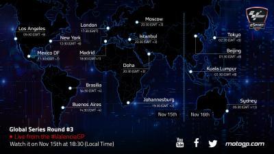 Global Series Round #3: si scaldano i motori per la finale