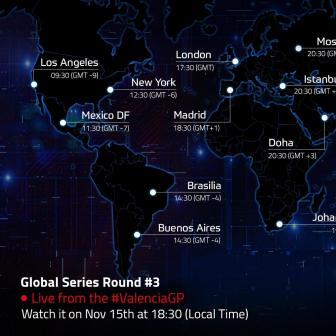 Wo kann man die Finalrunde der MotoGP eSport Global Series