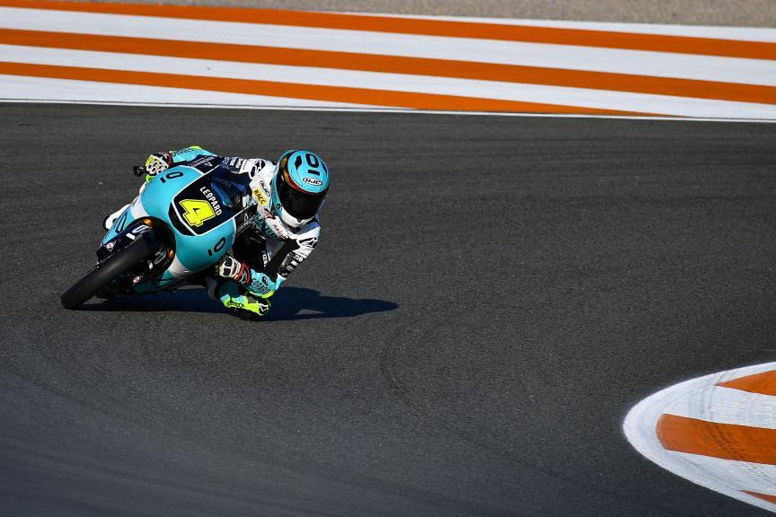 Xavier Artigas, Leopard Impala Junior Team, Gran Premio Motul de la Comunitat Valenciana