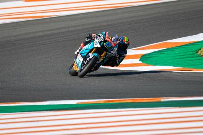 Navarro pips Martin for Moto2™ pole