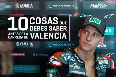 ¿Sabías que…? Quartararo acaricia récords del Márquez rookie