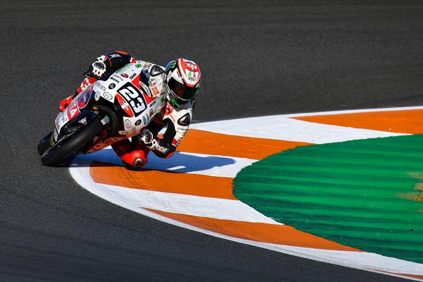 Niccolo Antonelli, SIC58 Squadra Corse, Gran Premio Motul de la Comunitat Valenciana
