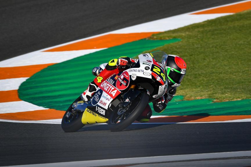 Tatsuki Suzuki, SIC58 Squadra Corse, Gran Premio Motul de la Comunitat Valenciana
