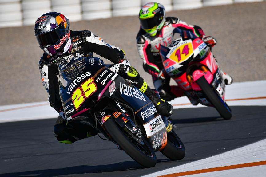 Raul Fernandez, Valresa Angel Nieto Team, Gran Premio Motul de la Comunitat Valenciana