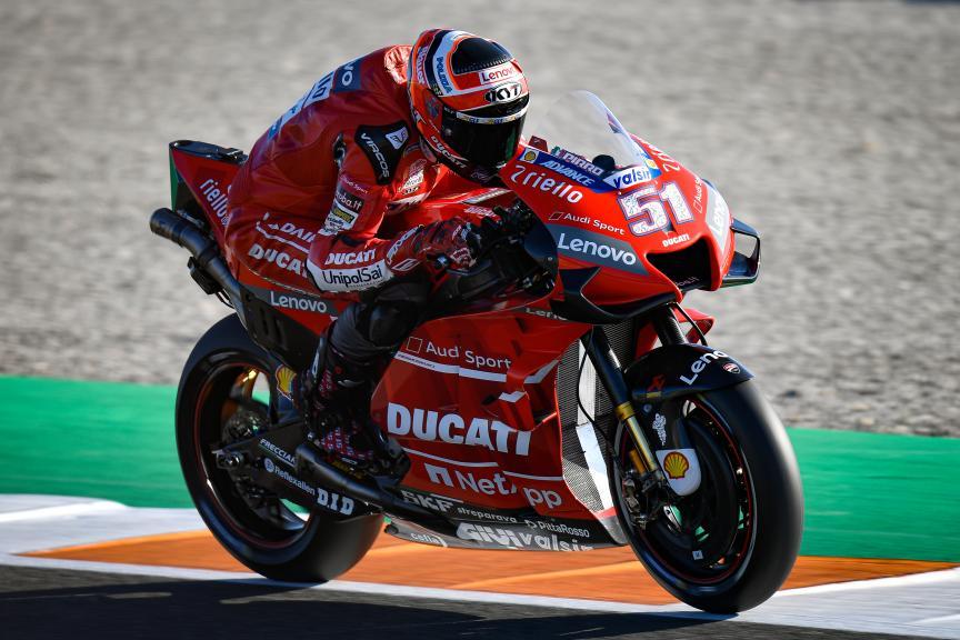 Michele Pirro, Ducati Team, Gran Premio Motul de la Comunitat Valenciana