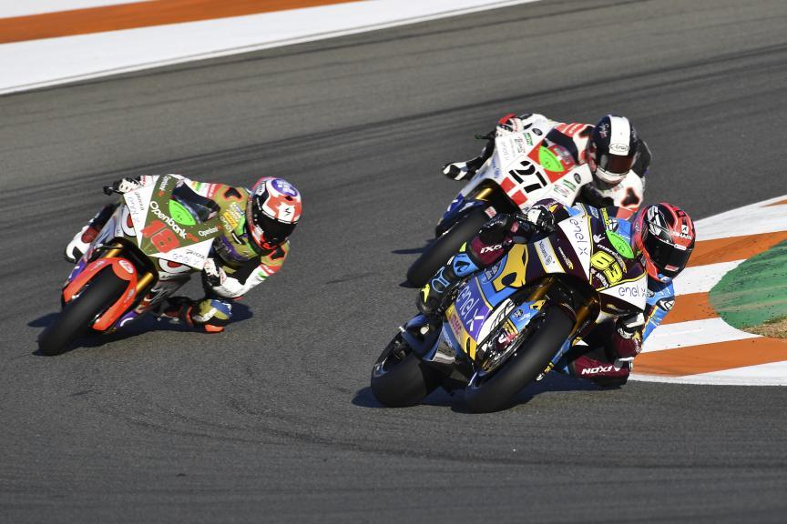 Mike Di Meglio, EG 0,0 Marc VDS, Gran Premio Motul de la Comunitat Valenciana